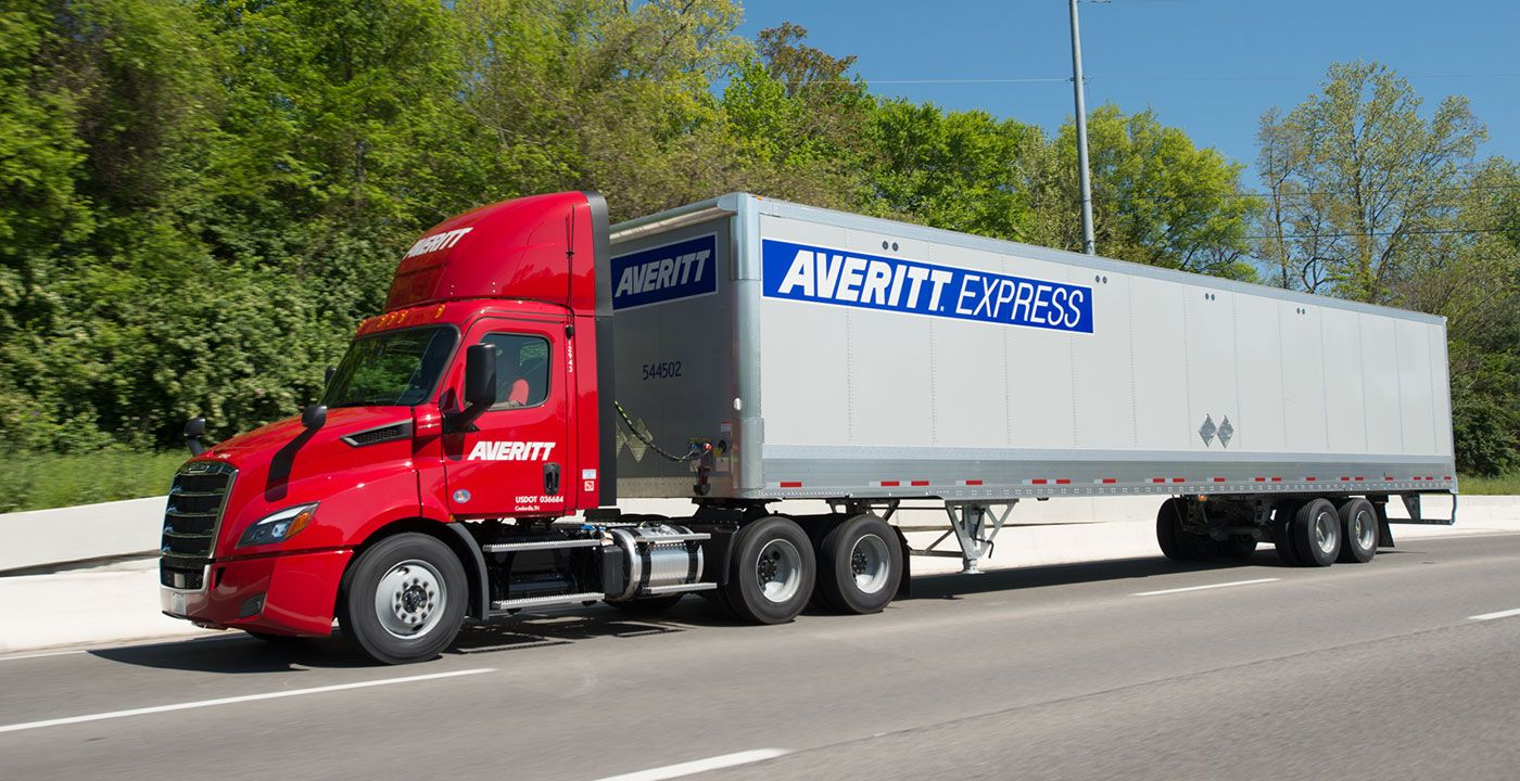 Averitt ranked top regional LTL carrier by shippers in 2019