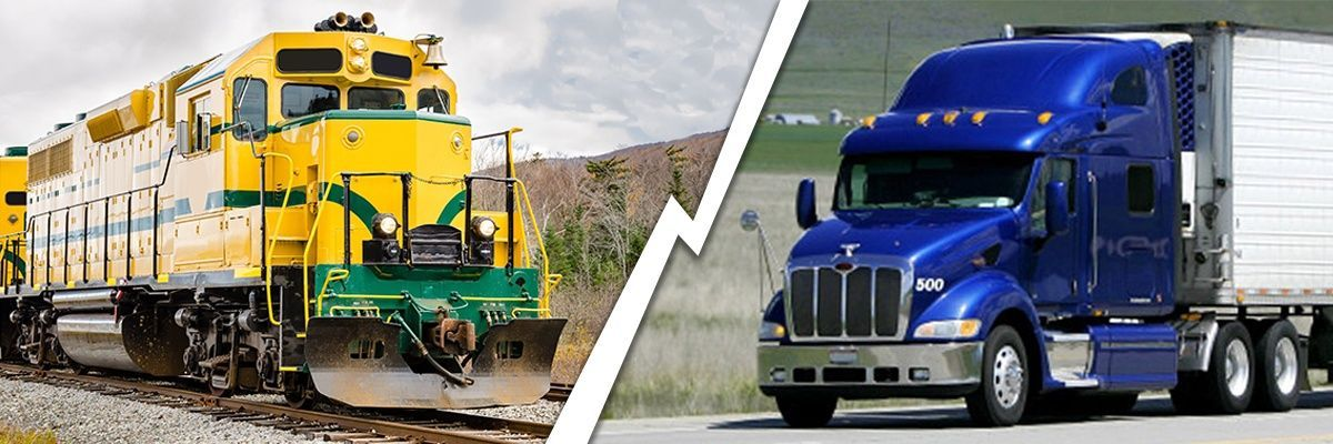 When it comes to shipping freight by rail and road, there's several key conisderations to keep in mind.