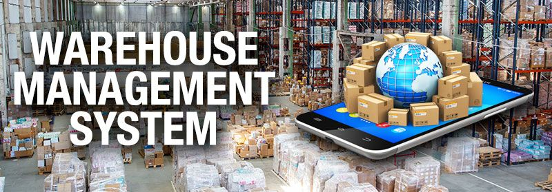 What are the benefits of a warehouse management solution?