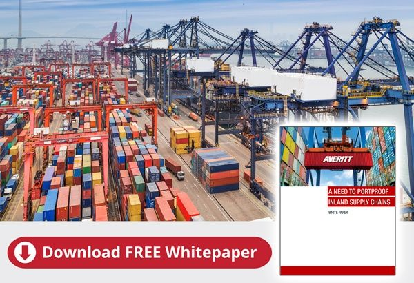 A Need to PortProof Your Inland Supply Chain