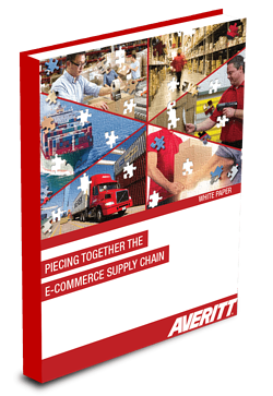 Download the free e-commerce supply chain e-book and master the art of logistics