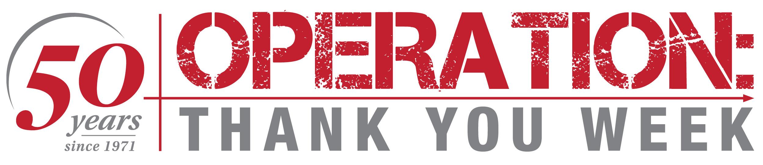 operation thank you week wordmark